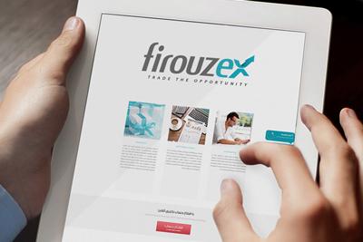 طراحی سایت فیروزکس