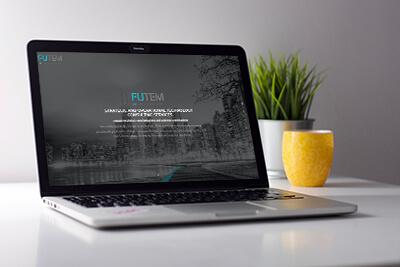 طراحی سایت FUTEM